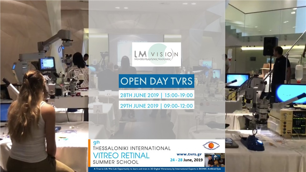 Open Day 9th TVRS