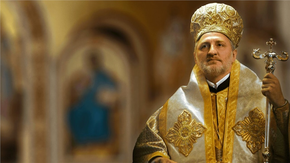 Events | The Enthronement of Archbishop Elpidophoros of America