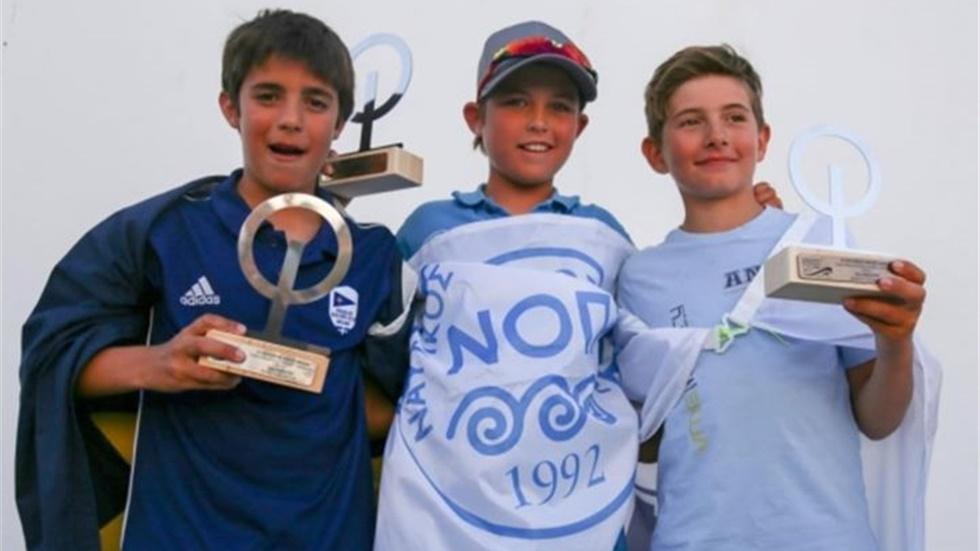Ελληνική Ιστιοπλοϊκή Ομοσπονδία: Οι νικητές στο Πανελλήνιο Κύπελλο...