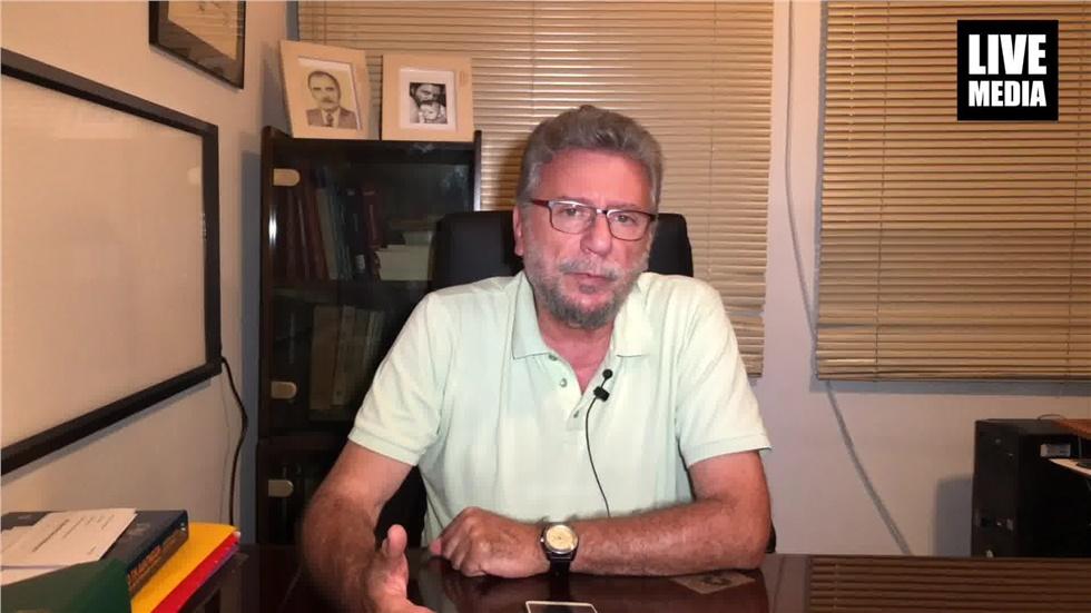 Ο Μιχάλης Ψαλτάκος, υποψήφιος Βουλευτής Β' Πειραιά, με τον ΣΥΡΙΖΑ,...