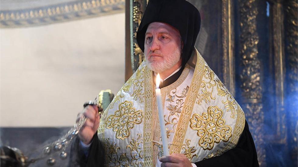 Συγχαρητήρια επιστολή του Ντόναλντ Τραμπ προς τον Αρχιεπίσκοπο Ελπιδοφόρο