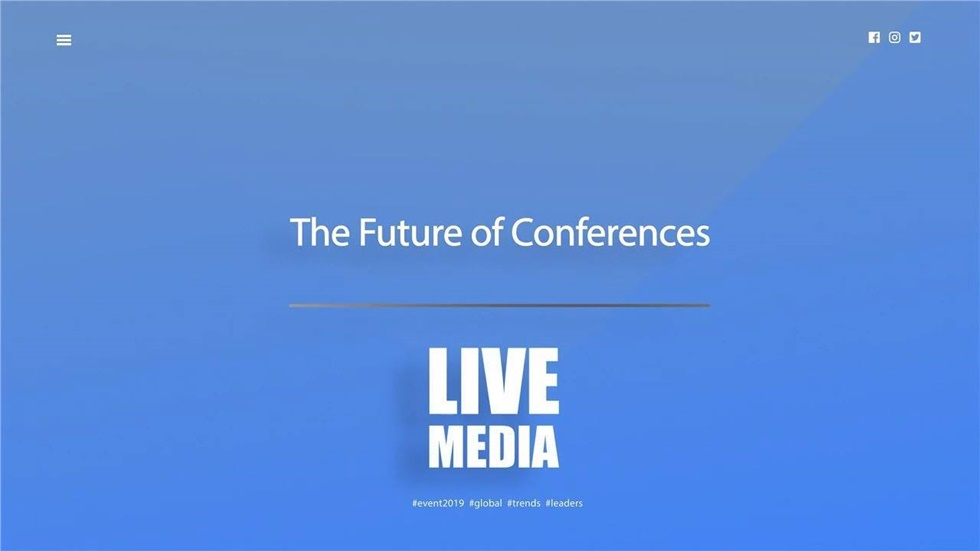 Webinars και διαδικτυακά συνέδρια με την τεχνολογία του Livemedia