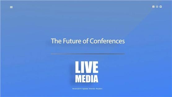Webinars και διαδικτυακά συνέδρια με την τεχνολογία του Livemedia...
