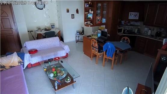 Η στιγμή του σεισμού στην Αθήνα - Βίντεο από το εσωτερικό κατοικίας
