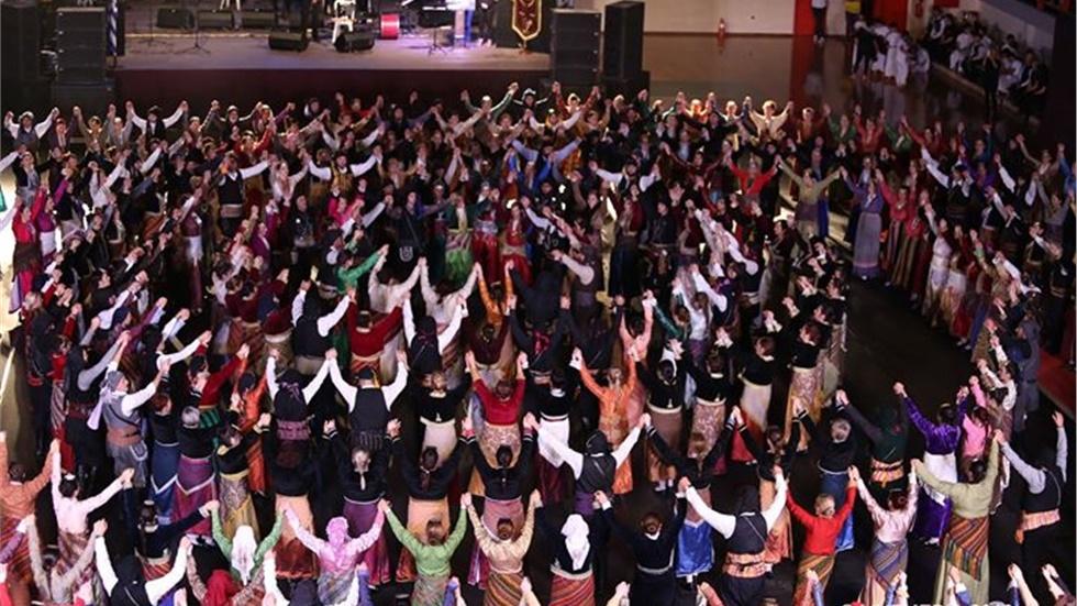 15ο Πανελλαδικό Φεστιβάλ Ποντιακών Χορών - Αφιερωμένο στην εκατονταετία...