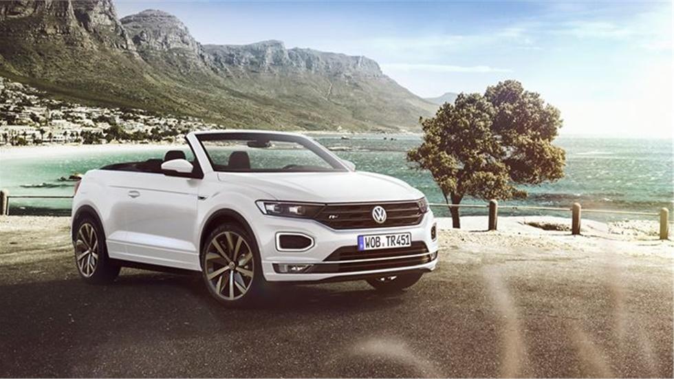 Το νέο Volkswagen T-Roc Cabriolet. Απίστευτο και όμως αληθινό!...