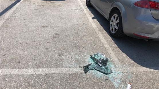 Σε έξαρση οι διαρρήξεις αυτοκινήτων σε πάρκινγκ