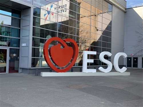 Livemedia in ESC Congress