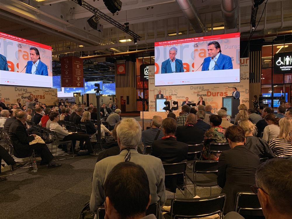 Livemedia in ESC Congress