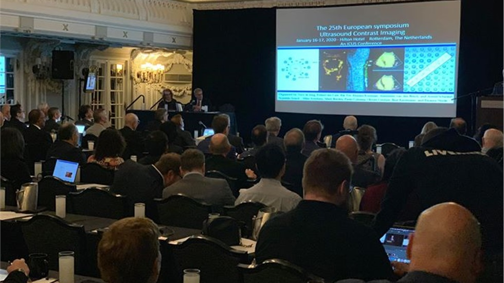 34th Annual Advances in Contrast Ultrasound Bubble Conference-Chicago...