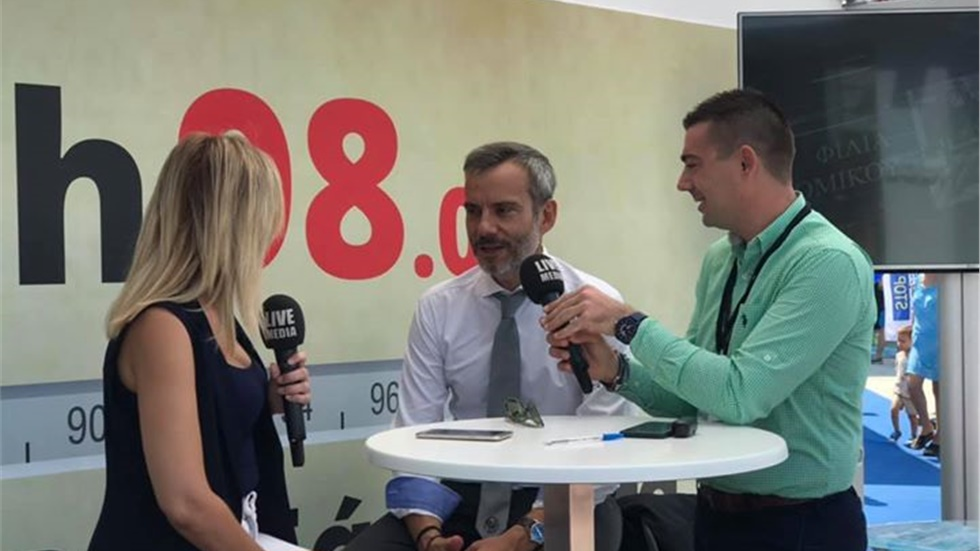 Ο Κωνσταντίνος Ζέρβας ζωντανά στο Νorth Radio