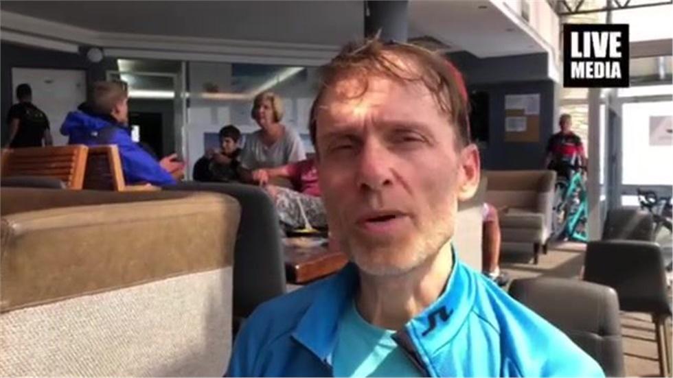 Δηλώσεις και εντυπώσεις των αθλητών της 6ης Ανάβασης Καιμακτσαλάν