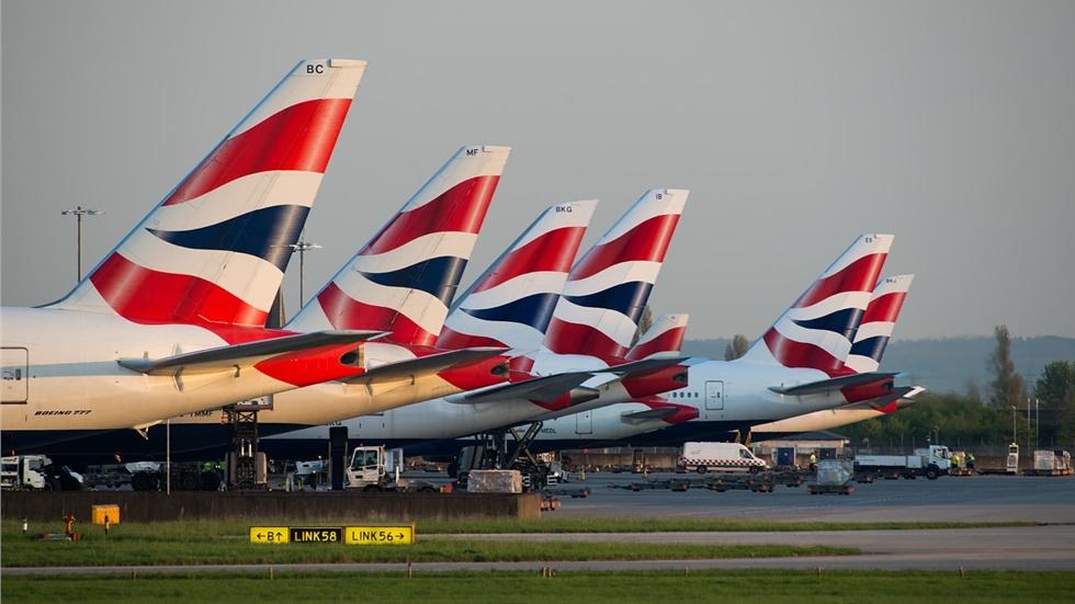 Ξεκίνησε η 48ωρη απεργία των πιλότων της British Airways
