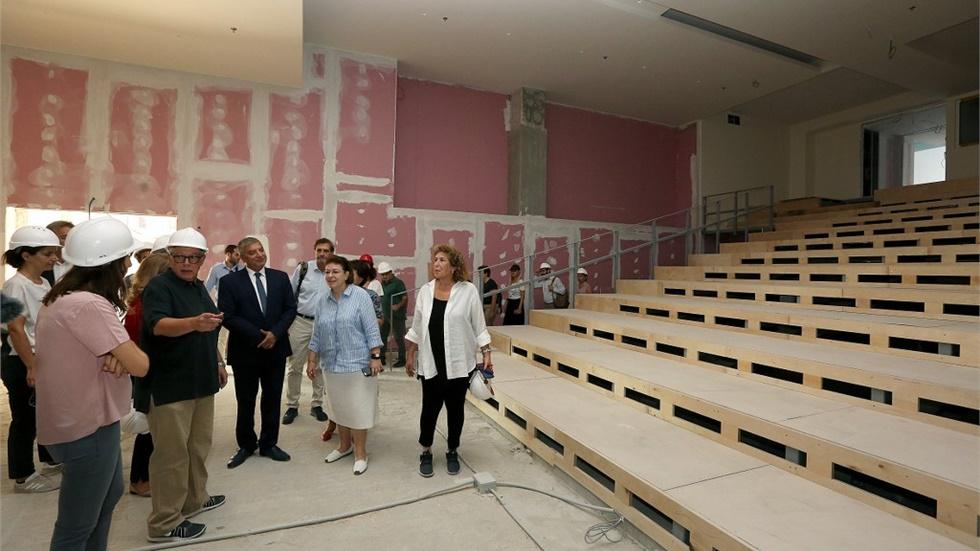 Γ. Πατούλης: Ο πολιτισμός προτεραιότητα για την Περιφέρεια Αττικής