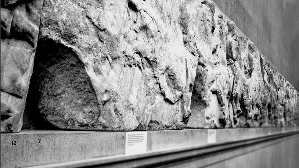 Μενδώνη για Γλυπτά Παρθενώνα: Εξαιρετικά προσβλητική η εικόνα εγκατάλειψης στο Βρετανικό Μουσείο