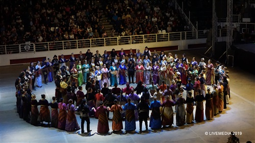 15ο Πανελλαδικό Φεστιβάλ Ποντιακών Χορών