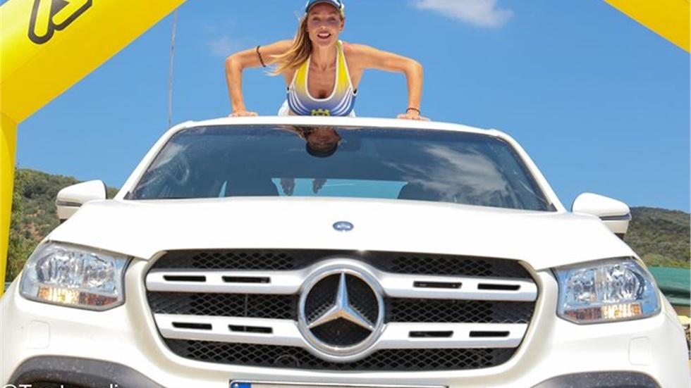 Mercedes-Benz X 250d 4Matic 190 PS Οδηγική Απόλαυση παντός εδάφους!