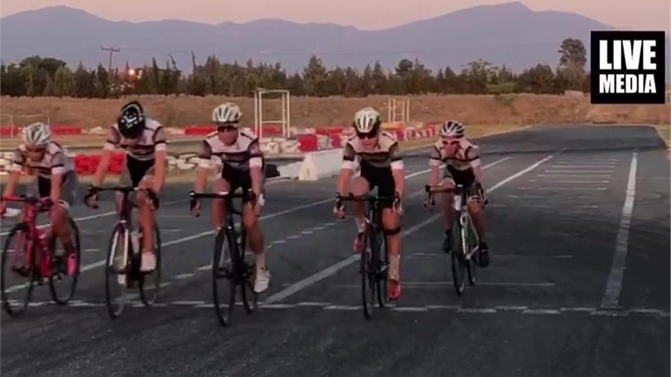 Ποδηλατικό Διήμερο ΠΑΟΚ «Τρέχω για τον Μόδεστο» Νυχτερινός Αγώνας...