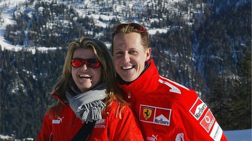 Ο μεγάλος Schumacher ξεκινάει νέα θεραπεία αποκατάστασης!  Σύμφωνα...