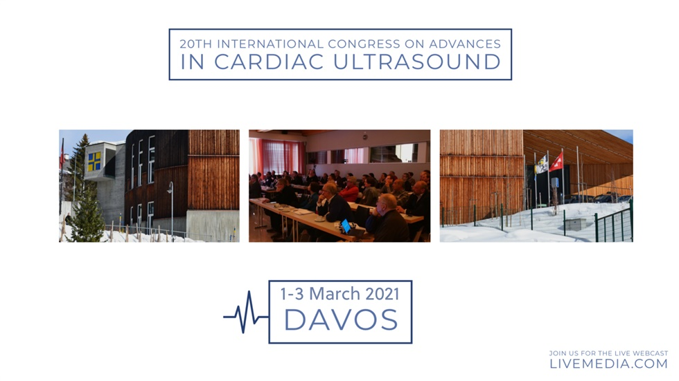 20th International Congress on Advances in Cardiac Ultrasound...