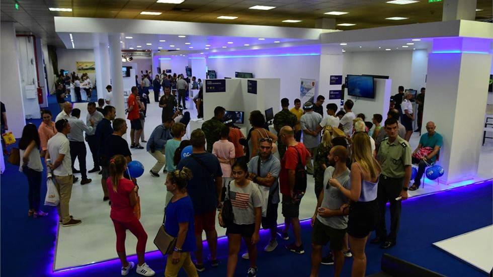 Περισσότεροι από 130.000 επισκέπτες στο περίπτερο του ΥΠΕΘΑ στην 84η ΔΕΘ