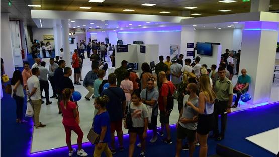 Περισσότεροι από 130.000 επισκέπτες στο περίπτερο του ΥΠΕΘΑ στην...