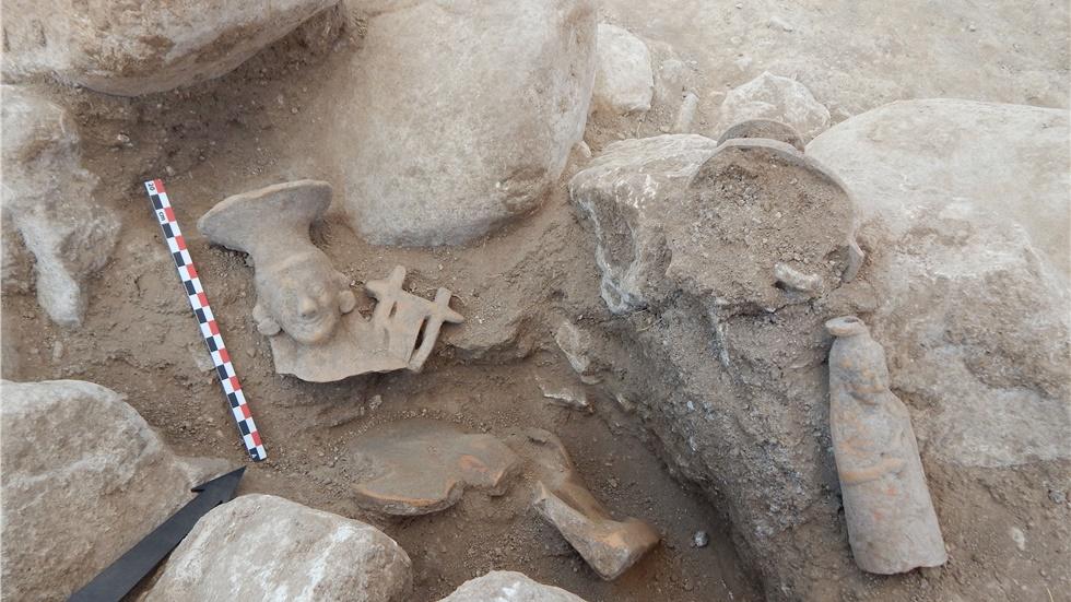 Σημαντικά αρχαιολογικά ευρήματα από τις ανασκαφές στην Αχλάδα Φλώρινας
