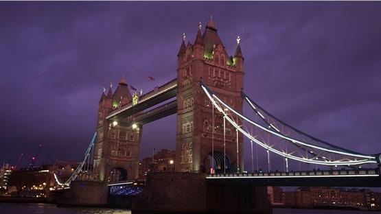 Φωτογραφίες: Η εμβληματική Tower Bridge στο Λονδίνο