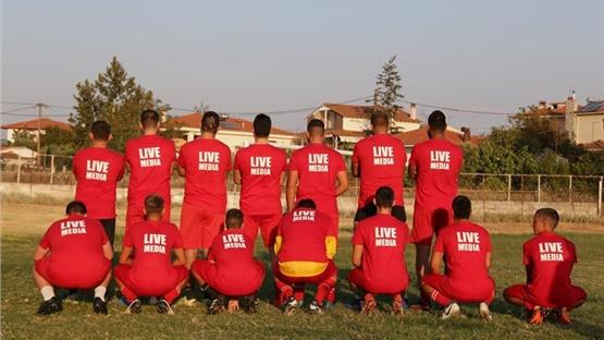 Στα γήπεδα με το Livemedia στην καρδιά!