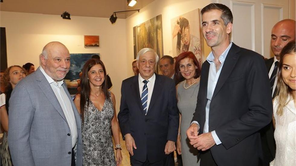 Τα έργα της Ντένης Θεοχαράκη συνεχίζουν το ταξίδι τους στην Evripides Art Gallery