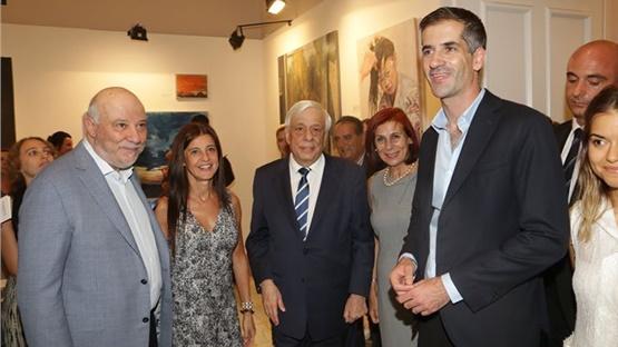 Τα έργα της Ντένης Θεοχαράκη συνεχίζουν το ταξίδι τους στην Evripides...