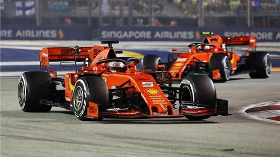 Καλπάζει η Ferrari στην Formula 1! Νίκη Φέτελ μετά από ..καιρό!...