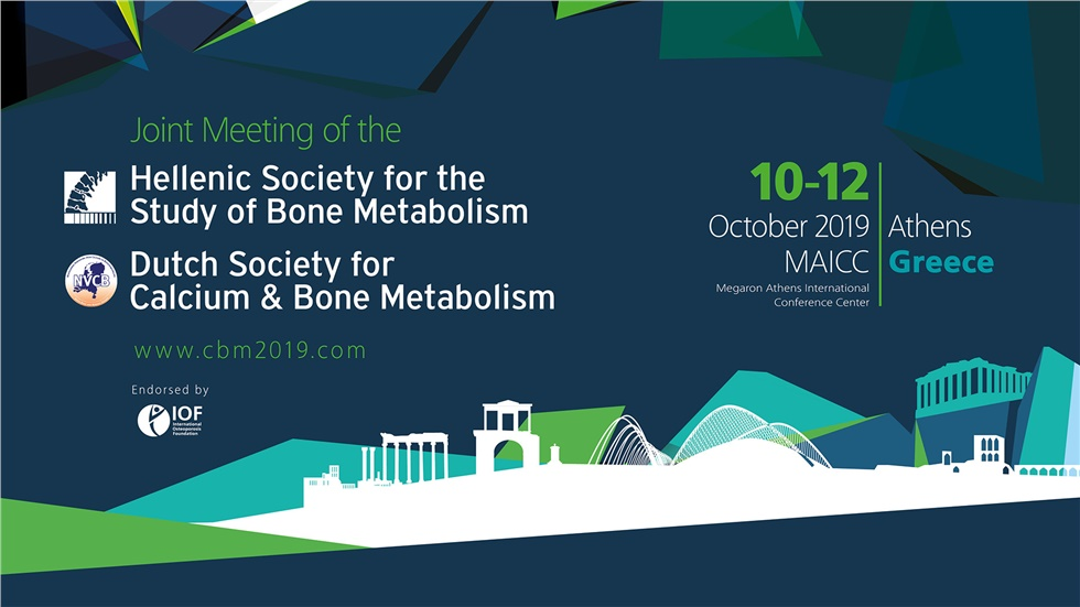 Joint meeting of the Hellenic Society for the Study of Bone Metabolism...