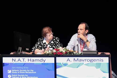 Joint meeting of the Hellenic Society for the Study of Bone Metabolism and the Dutch Society for Calcium and Bone Metabolism