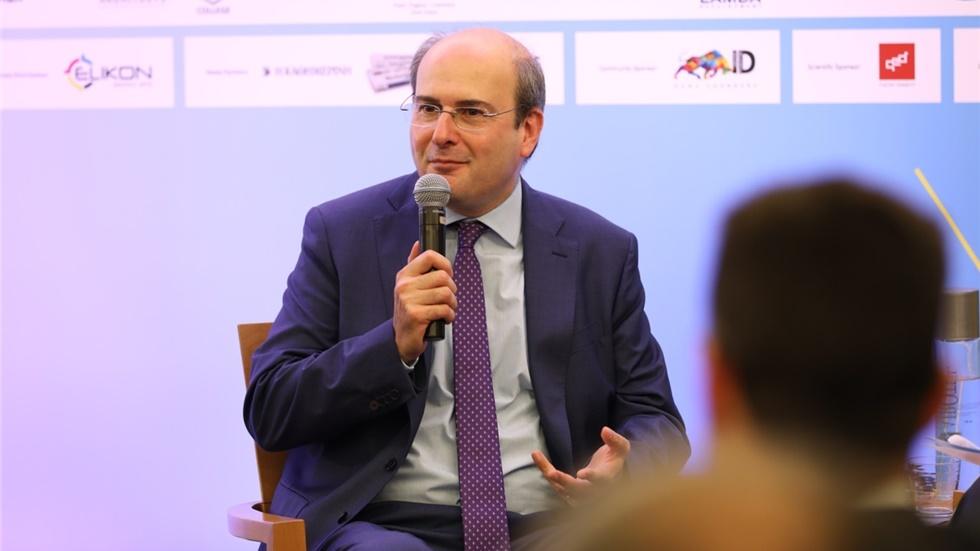 2nd Athens Investment Forum 2019: Ομιλία του υπουργού ΠΕΝ Κωστή Χατζηδάκη για τις προτεραιότητες της ενεργειακής πολιτικής