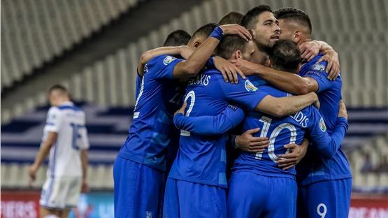 Νίκη της Εθνικής Ελλάδος - Ελλάδα - Βοσνία 2-1