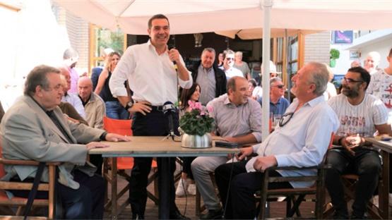 Αλέξης Χαρίτσης: Ο ΣΥΡΙΖΑ είναι υπόθεση όλων των αριστερών, προοδευτικών...