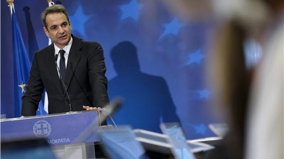 Κυρ. Μητσοτάκης: Υιοθετήθηκε από την ΕΕ η θέση μας για τη διαχείριση...