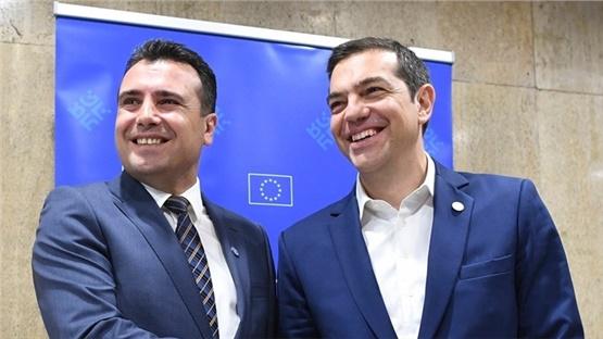 ΣΥΡΙΖΑ: Οι εξελίξεις στη Βόρεια Μακεδονία επιβεβαιώνουν την αναξιοπιστία...