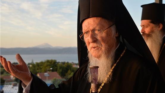 Οικουμενικός Πατριάρχης: Θλίβομαι από τη σιωπή της Θεολογικής...