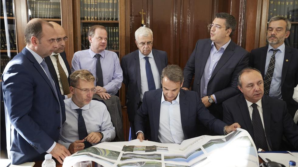 Κ. Μητσοτάκης: Τον Απρίλιο του 2023 θα λειτουργήσει το μετρό Θεσσαλονίκης στο σύνολό του
