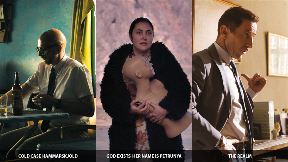 Το Βραβείο LUX 2019 στο Διεθνές Φεστιβάλ Κινηματογράφου Θεσσαλονίκης...