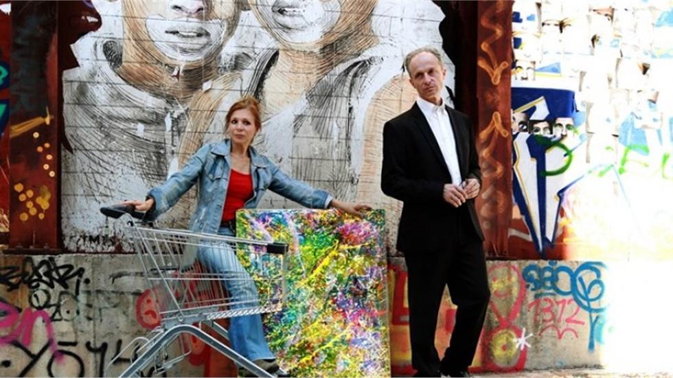 Η Ράνια Σχίζα και ο Λεωνίδας Παπαδόπουλος μιλούν για τα «ΣΗΜΑΔΙΑ ΣΤΗΝ ΟΜΙΧΛΗ»