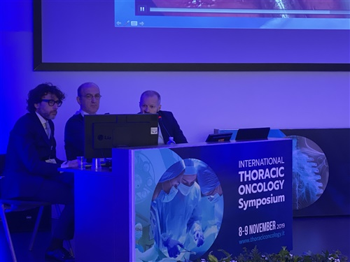 Thoracic oncology