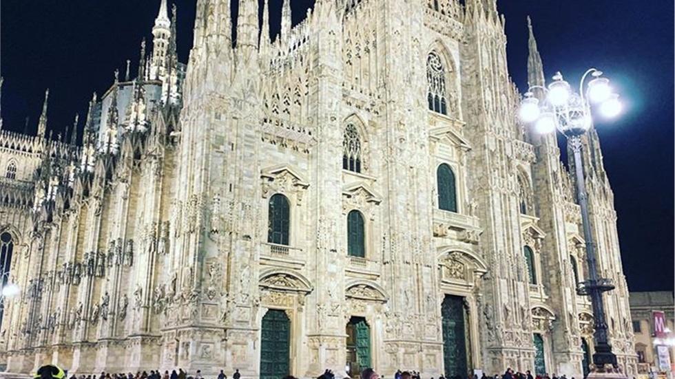 #tourism Milan duomo