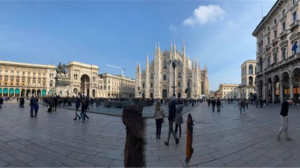 #Duomo #Milan