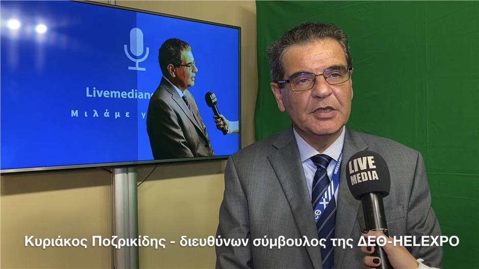 Κυριάκος Ποζρικίδης: Σημαντικό το πρόγραμμα των ξένων εμπορικών...