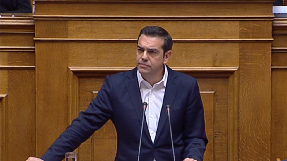 Την αλληλεγγύη του προς τον Έβο Μοράλες εκφράζει ο Αλέξης Τσίπρας
