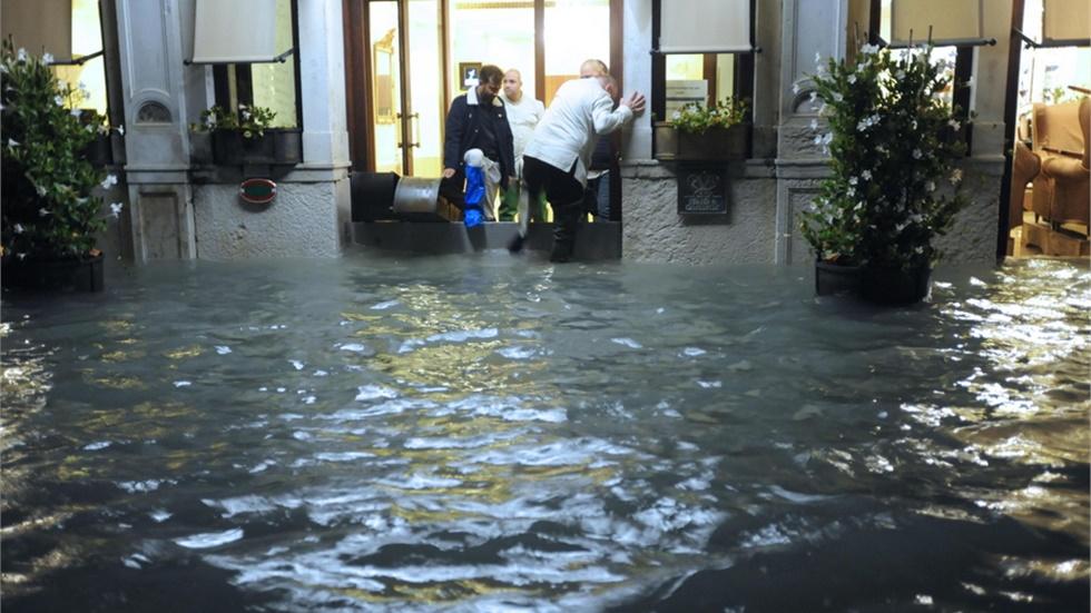 Στους πλημμυροπαθείς της Βενετίας θα διαθέσουν τα έσοδα του «Street...