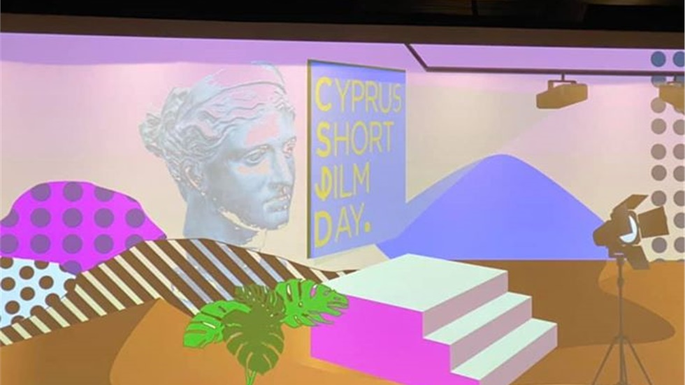 Cyprus short film day 2019 in London.